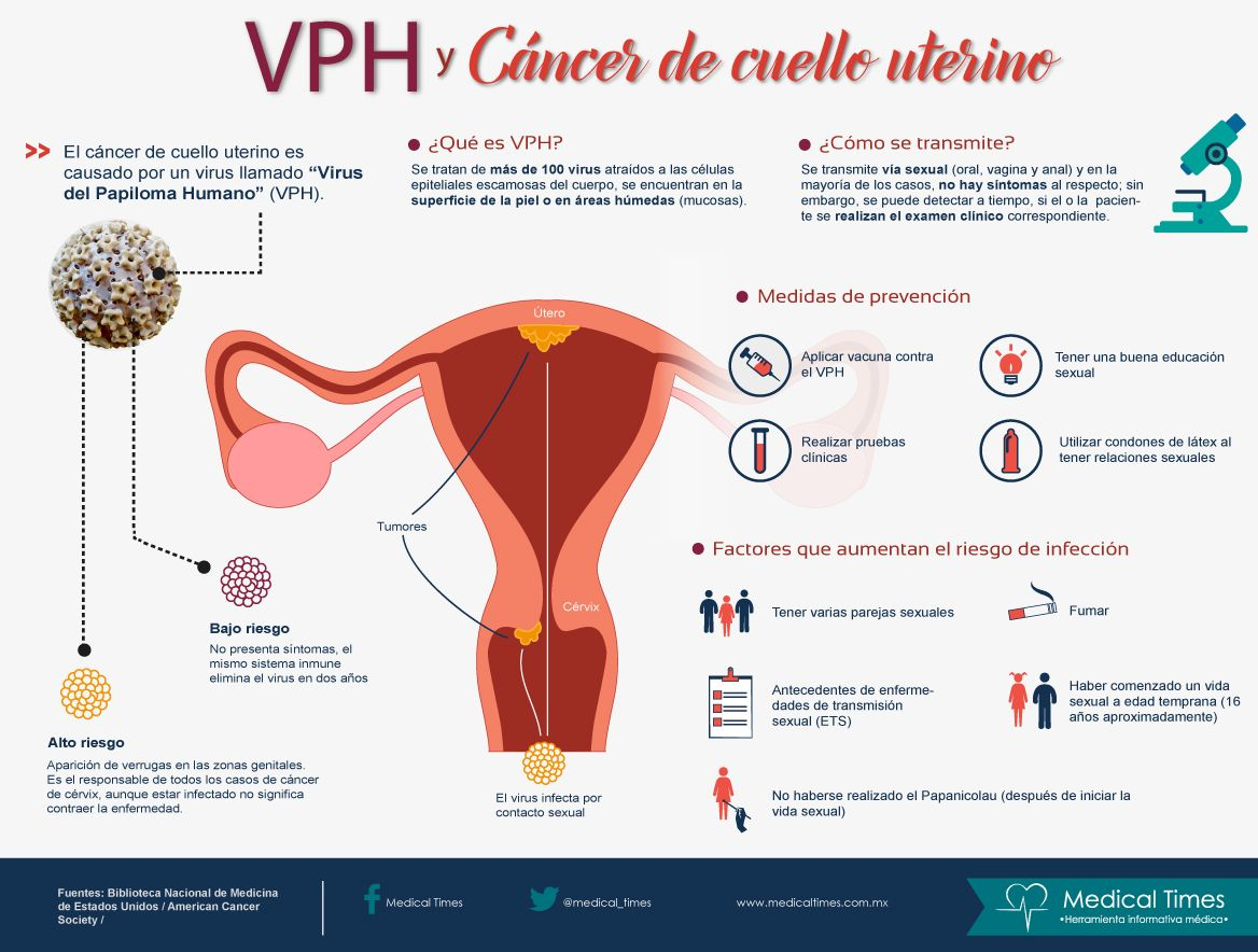 cancer y papillomavirus)