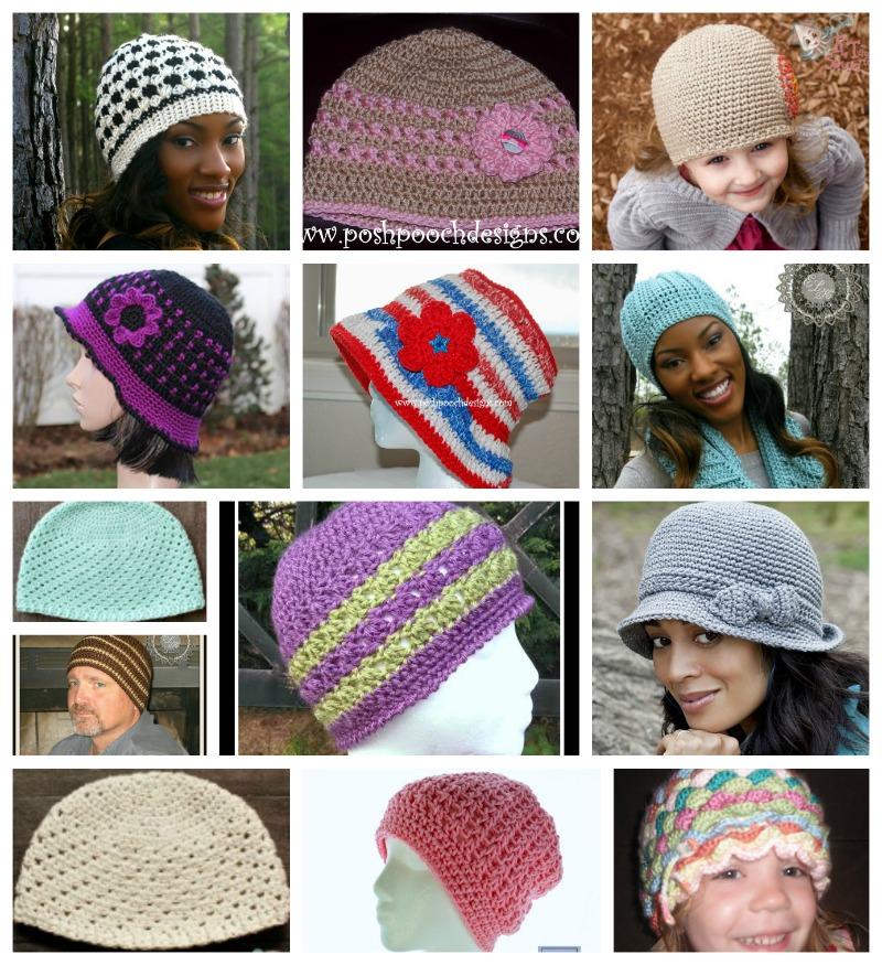 cancer cap pattern