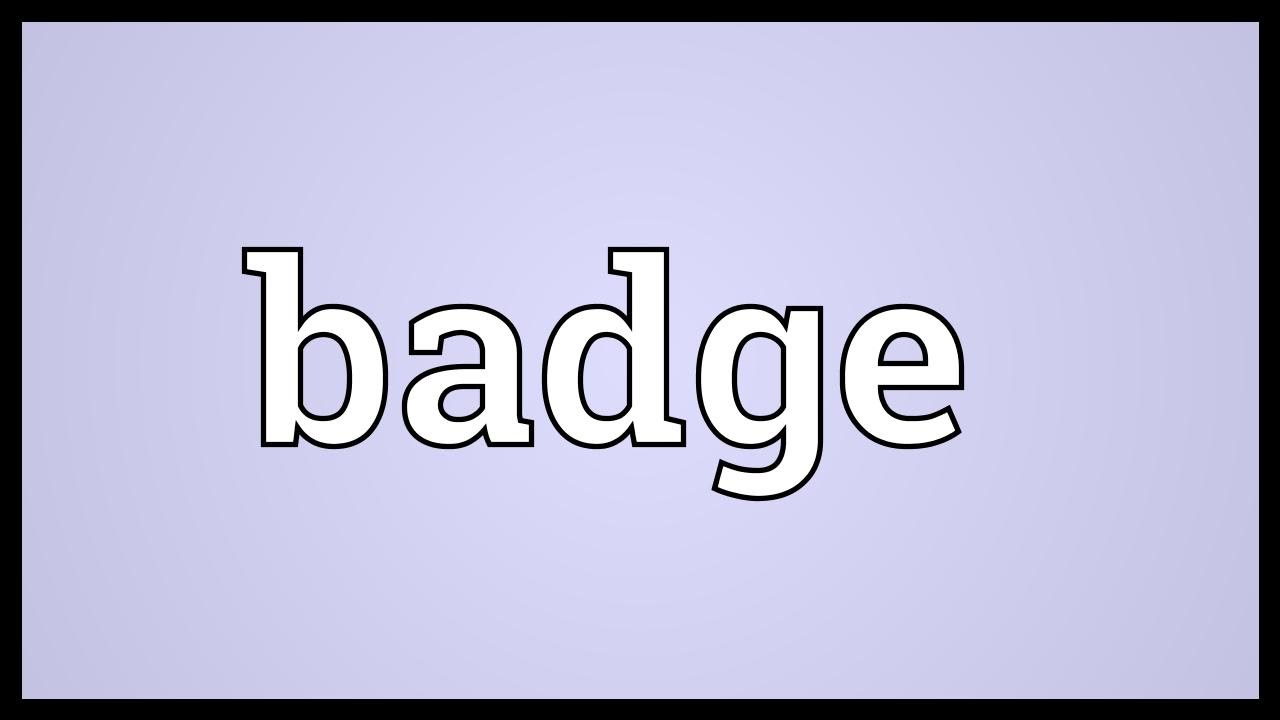 hpv badge means