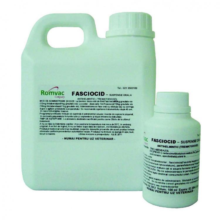 medicamente pentru tratarea fascioliozei