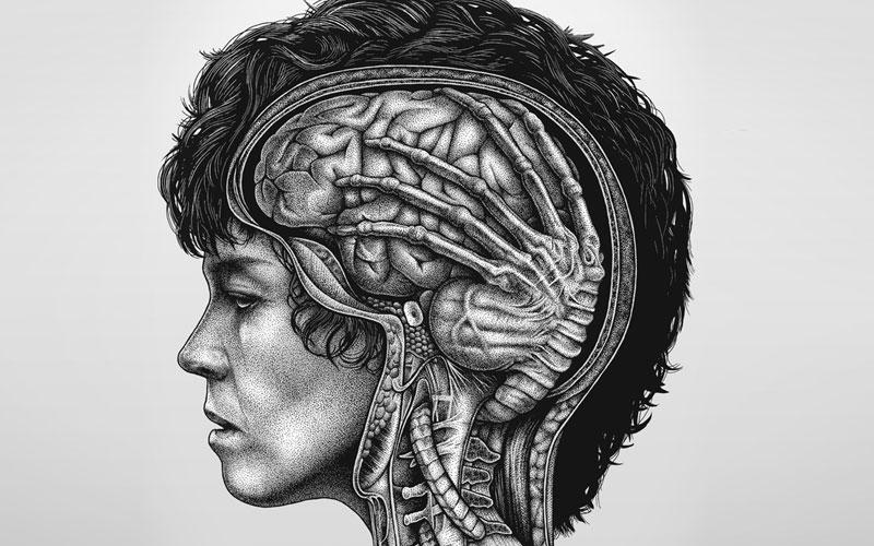 paraziti la creier simptome