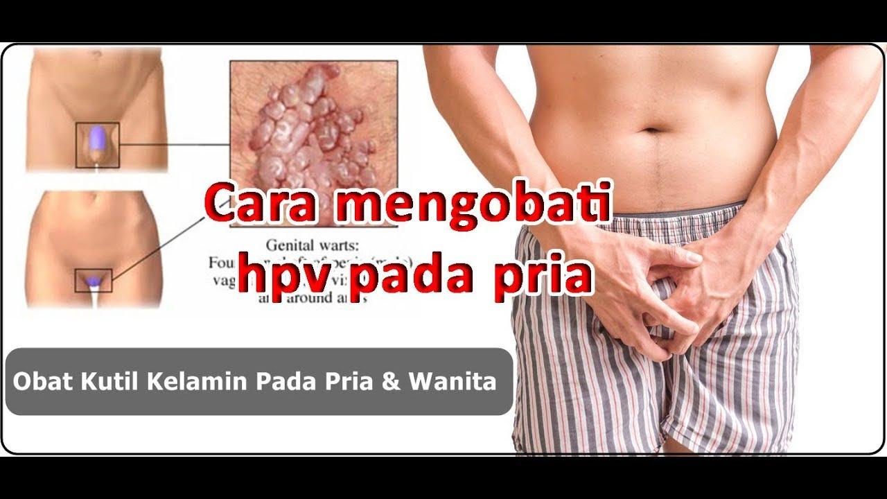 penyakit hpv pada pria