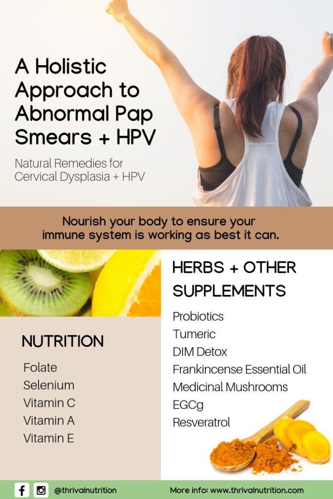 hpv treatment vitamin e)