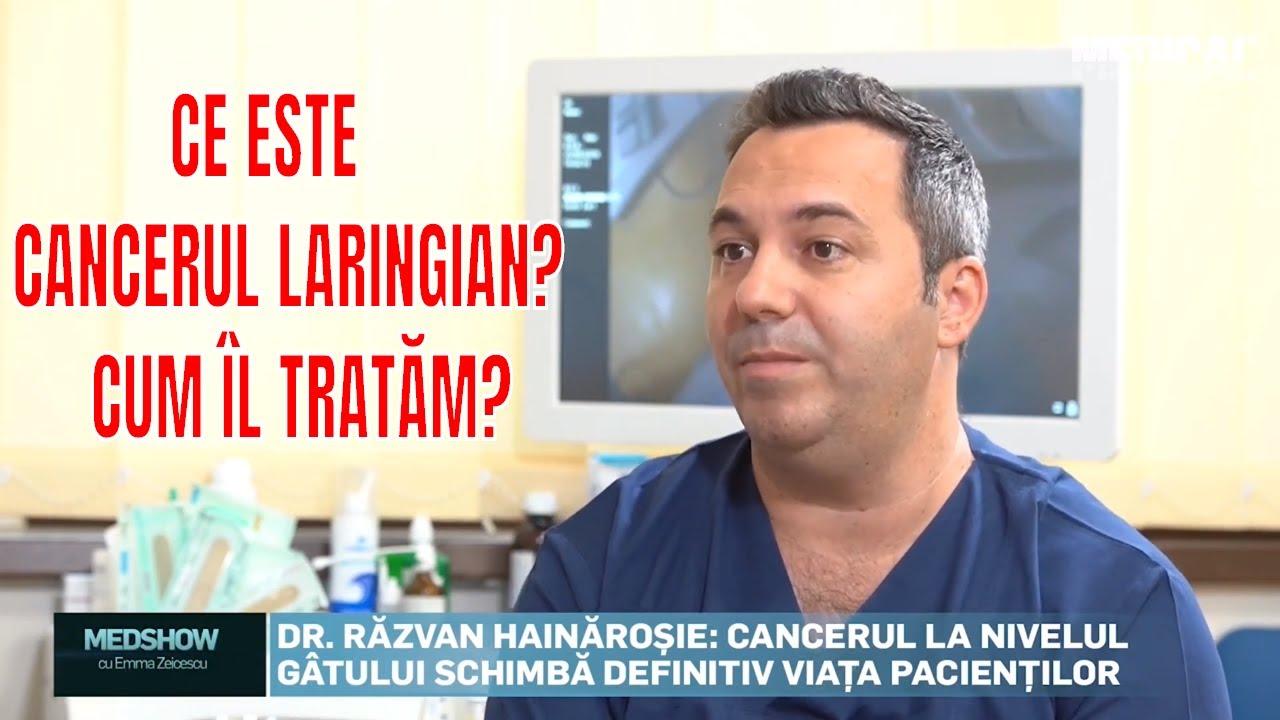 cancer laringian speranta de viata)