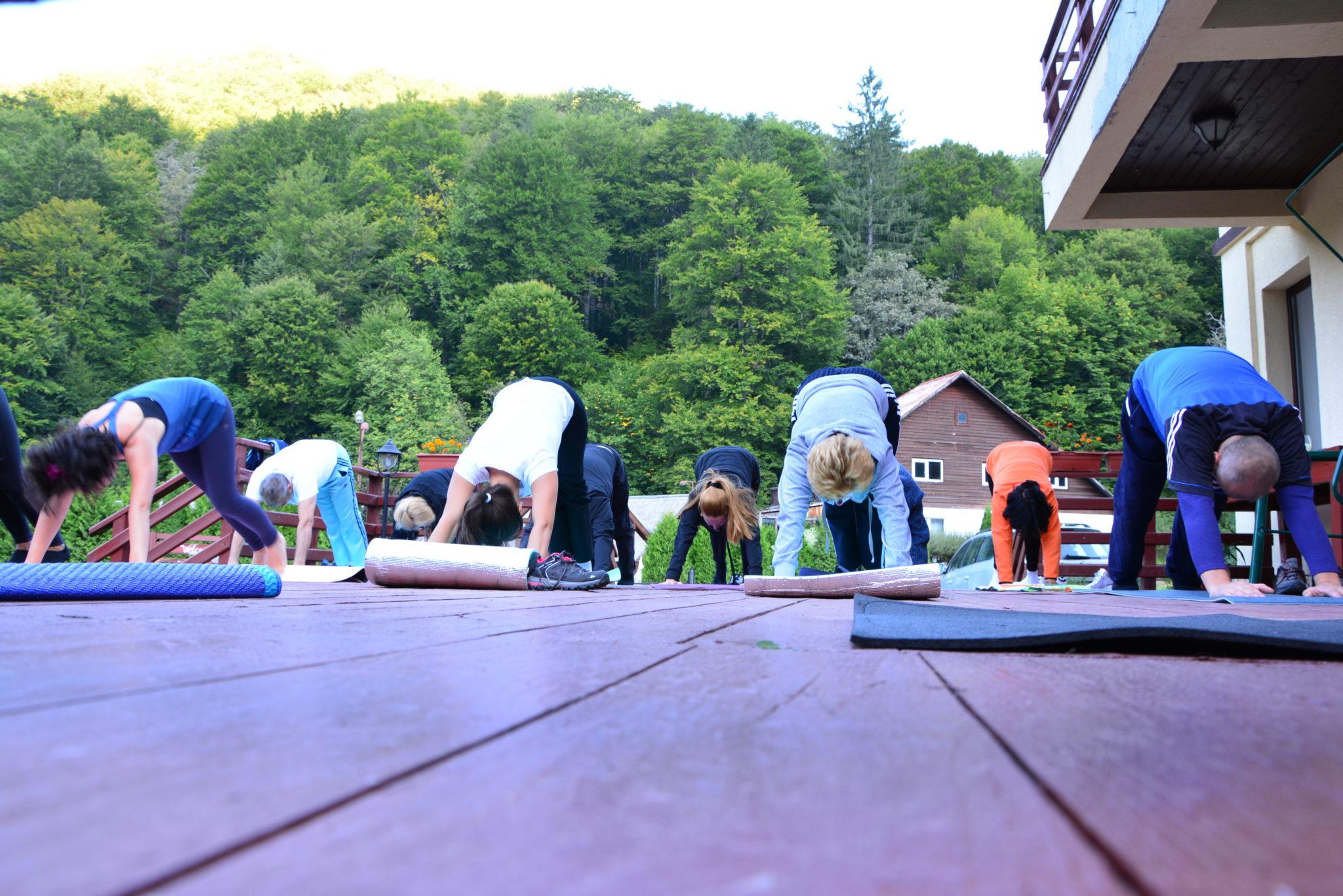 Dietalia KiLow Boot Camp (tabara de nutritie la munte)