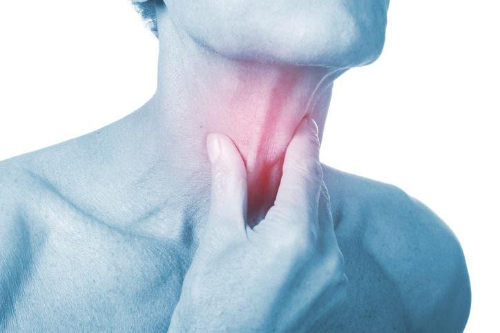 Papilloma virus e tumore gola