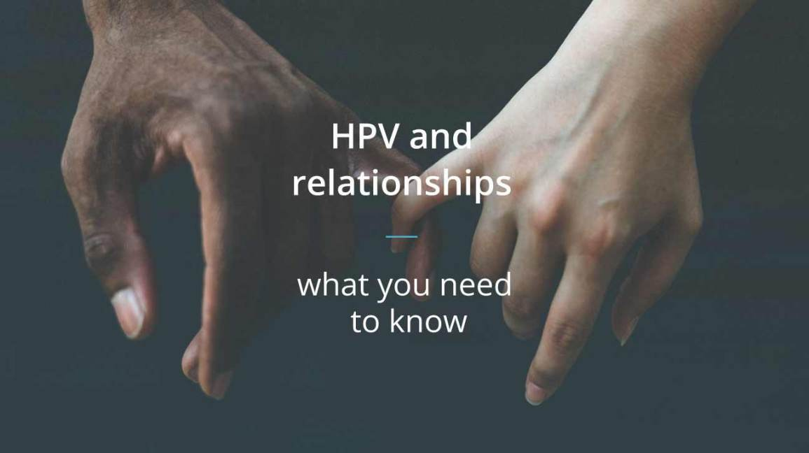 high risk hpv no cancer)