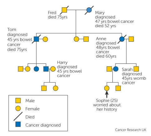 genetic cancer diagnosis
