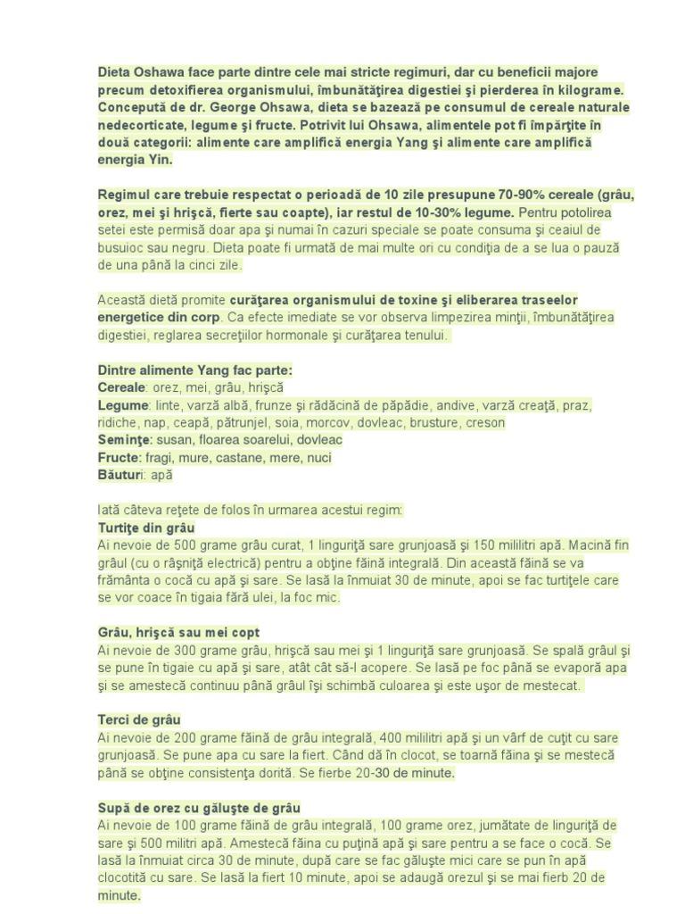 ABC-ul detoxifierii si cateva idei sanatoase - Republica BIO
