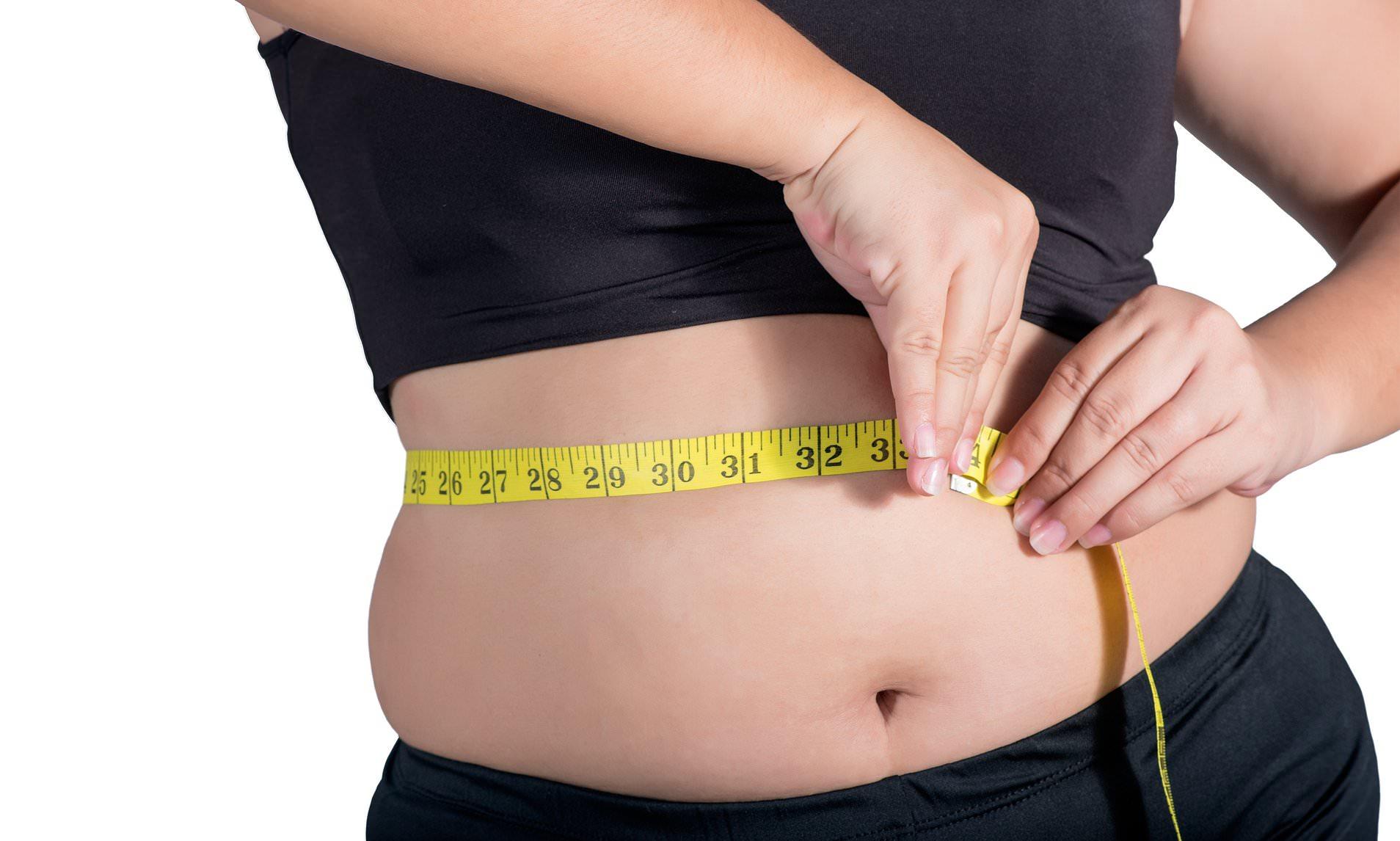 cancer abdominal weight gain