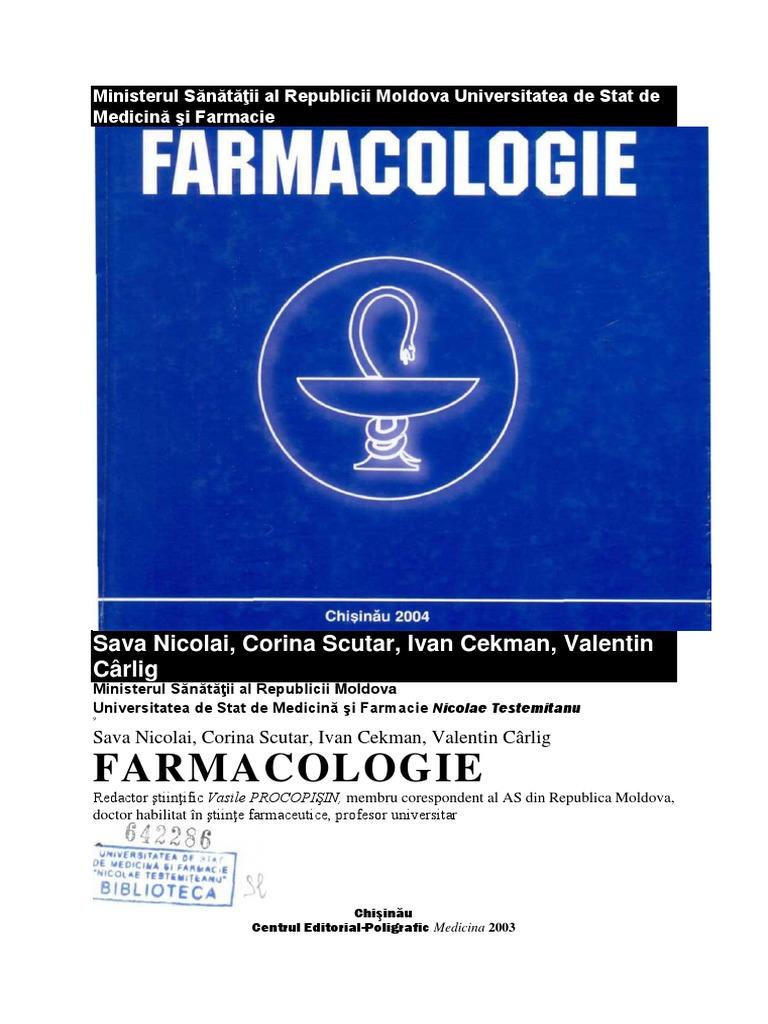 medicamente antiparazitare lactonice macrociclice)