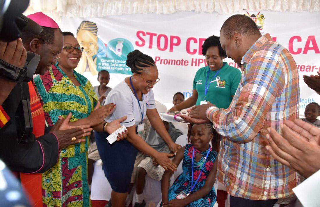 human papillomavirus in kenya