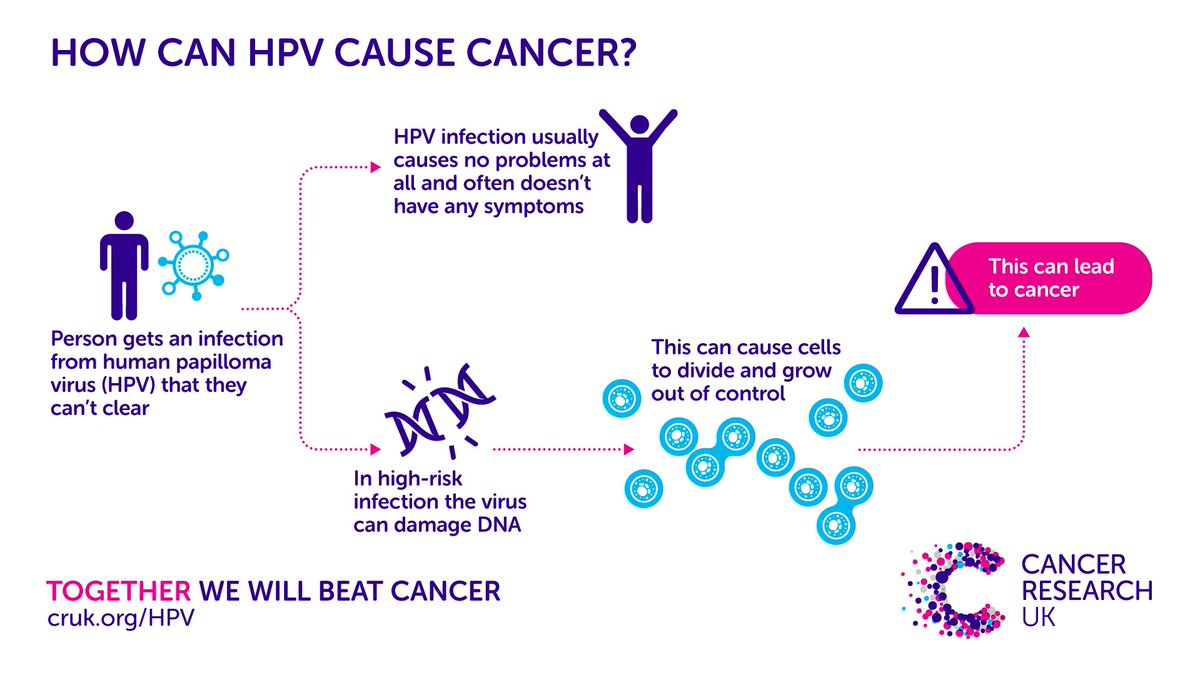 can hpv cause cancer right away bacterii hazna