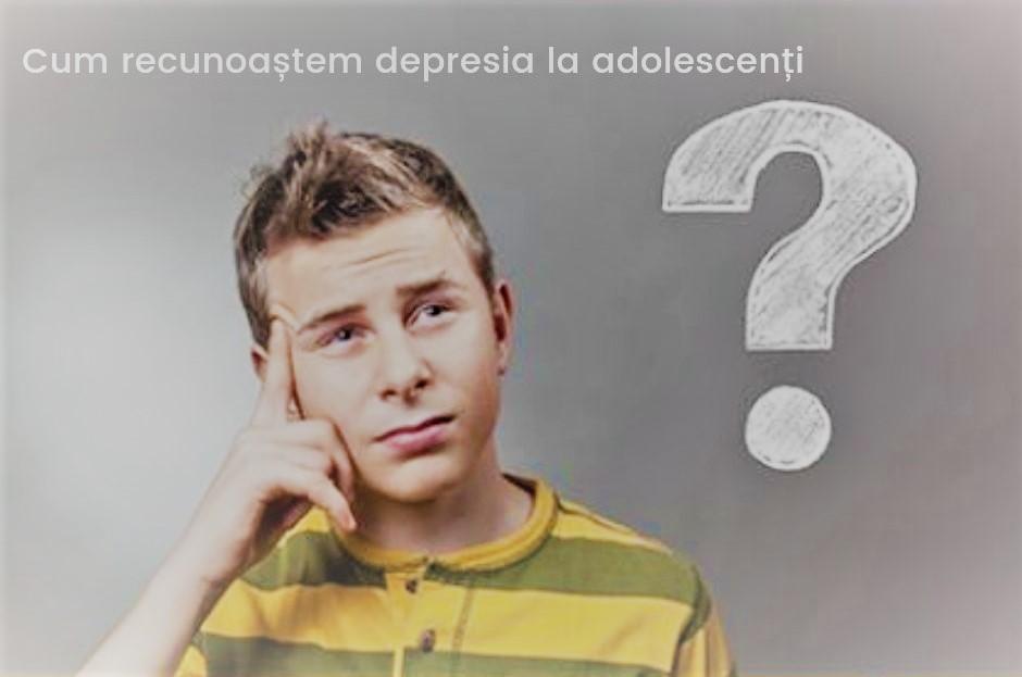 Depresia la adolescenti - semne si cum pot ajuta parintii