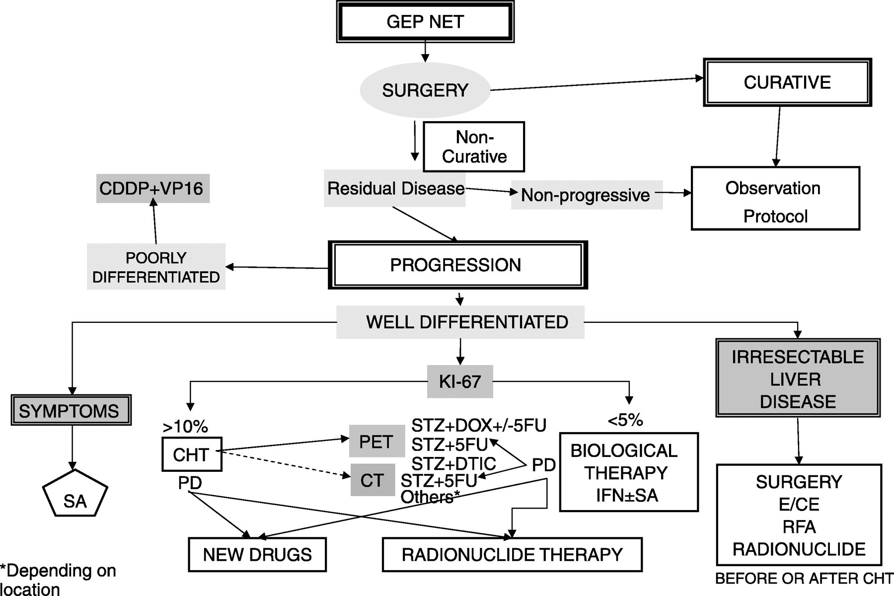 neuroendocrine cancer therapy