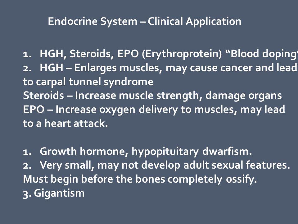 cancer endocrine system causes