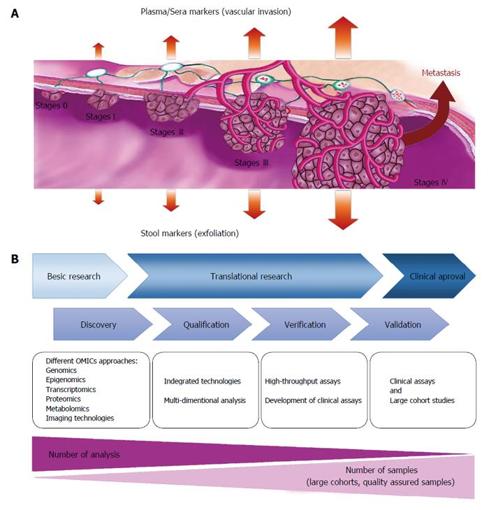 colorectal cancer biomarkers)