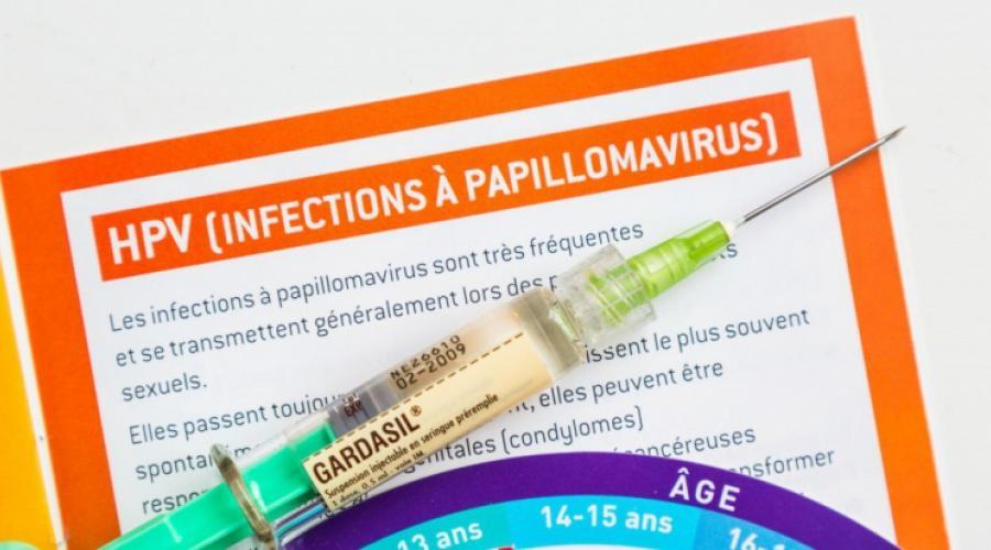 medicament papillomavirus