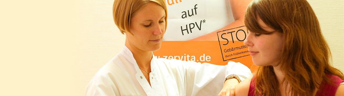 hpv impfung untersuchung