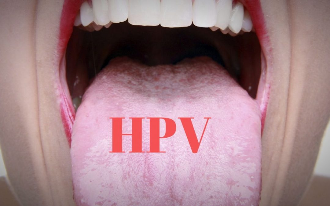 papilloma virus bocca immagini