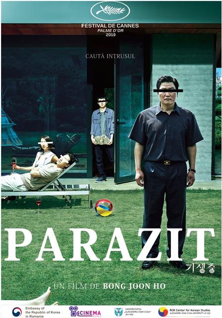 paraziti coreeni
