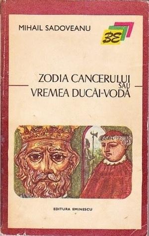 zodia cancerului mihail sadoveanu text