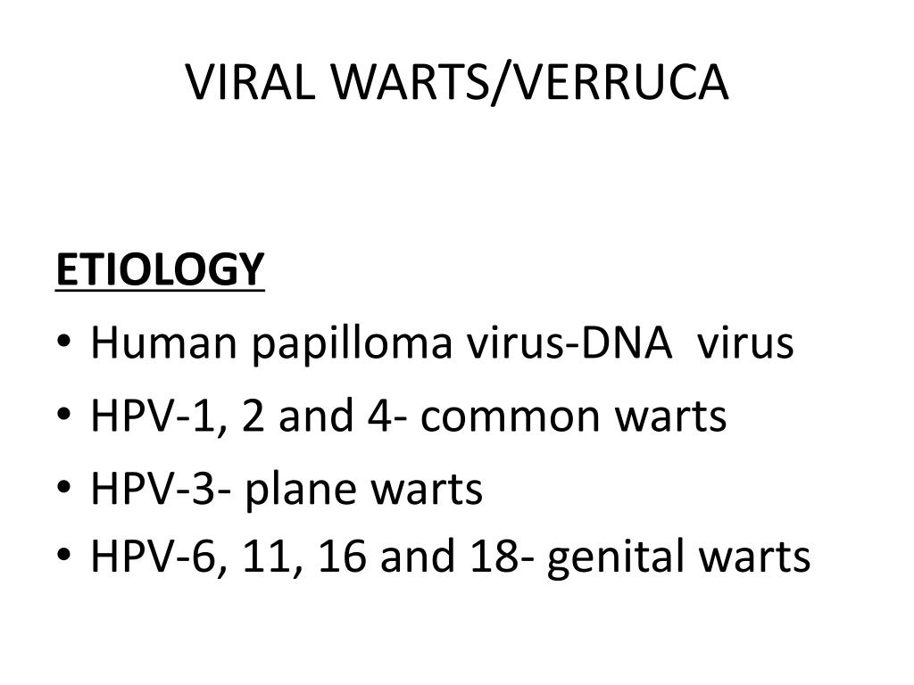 skin papilloma etiology