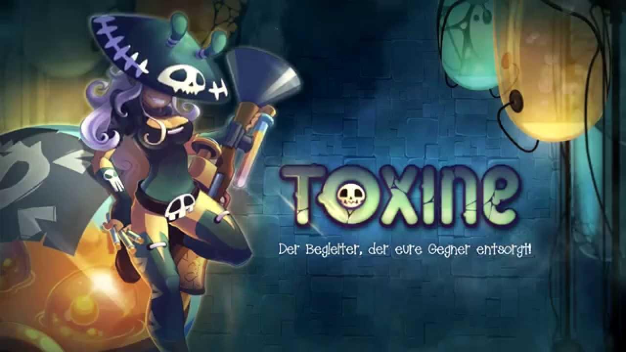 dofus toxine
