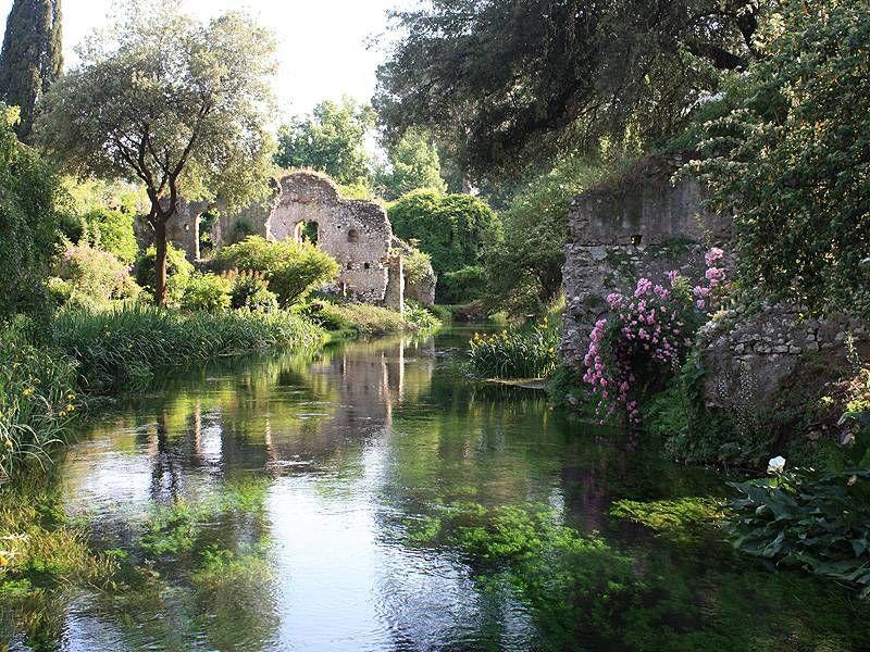 i giardini di ninfa site ufficiale