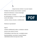 Program / Boli infecţioase / Medicină / Nomenclatorul cu specialităţi / CNAA