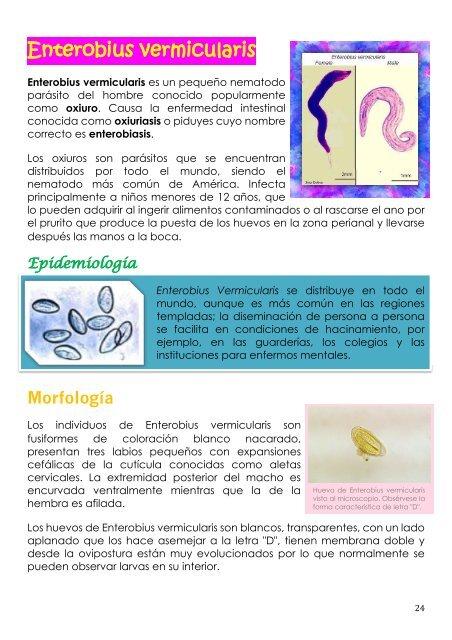 tratamentul tiumenului de helminți)