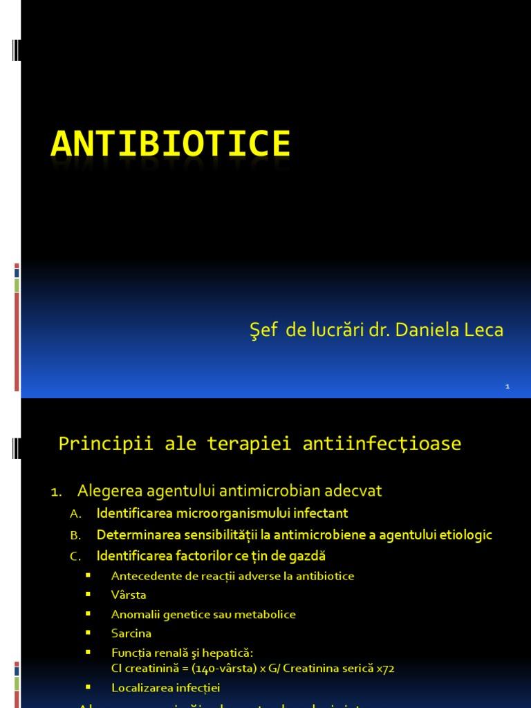 rezistență la antibiotice pentru giardie