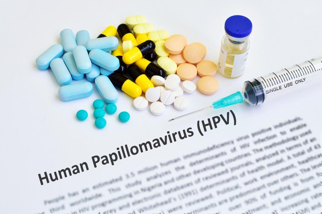 Treatment for human papillomavirus cancer. Mult mai mult decât documente.