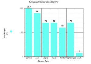 hpv high risk strains)