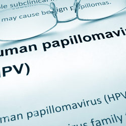 esame positivo al papilloma virus)