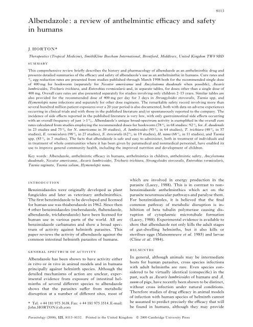 antiparazitare+1