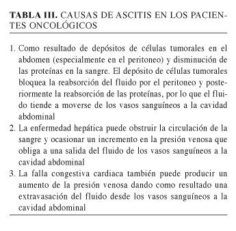 cancer peritoneal esperanza de vida)