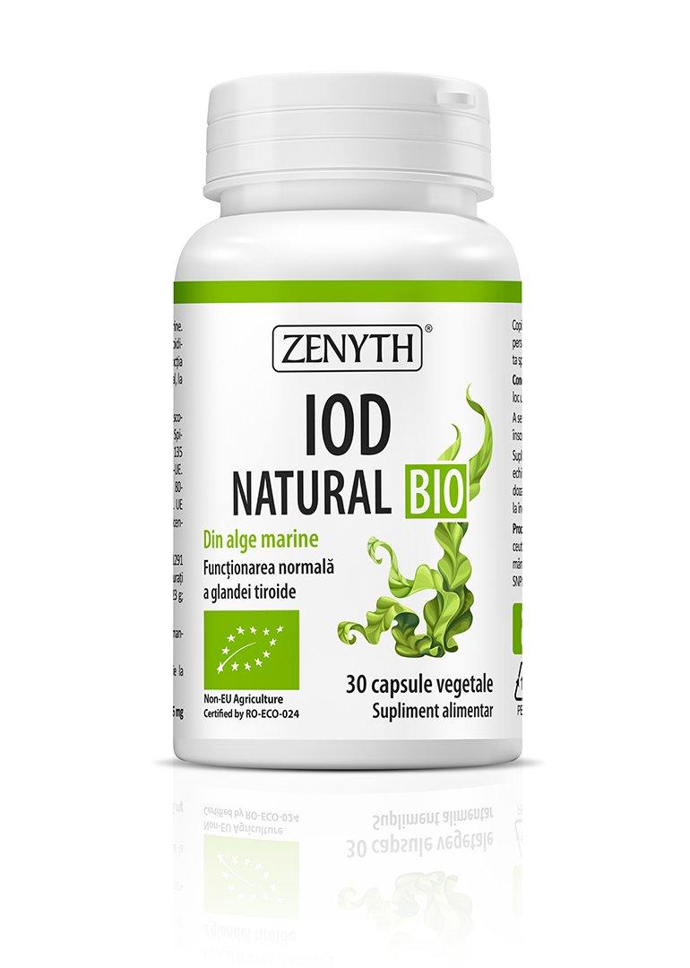 suplimente de iod de detoxifiere
