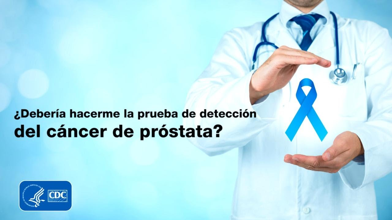 cancer de prostata ingles