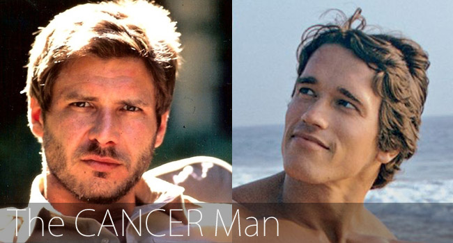 cancer man feminine