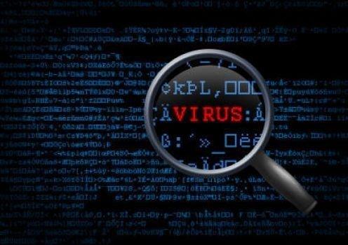 virusi cibernetici)