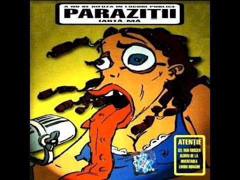 parazit de desene animate