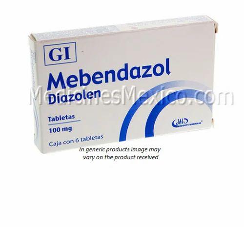 enterobiasis treatment with vermox)