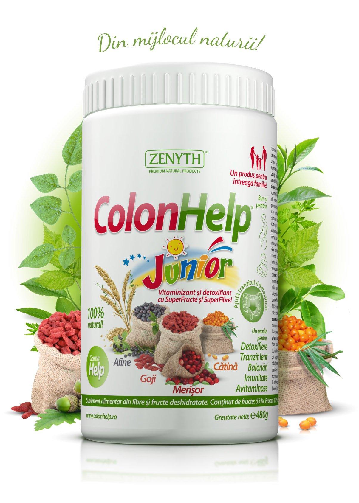 detoxifierea colonului copii)