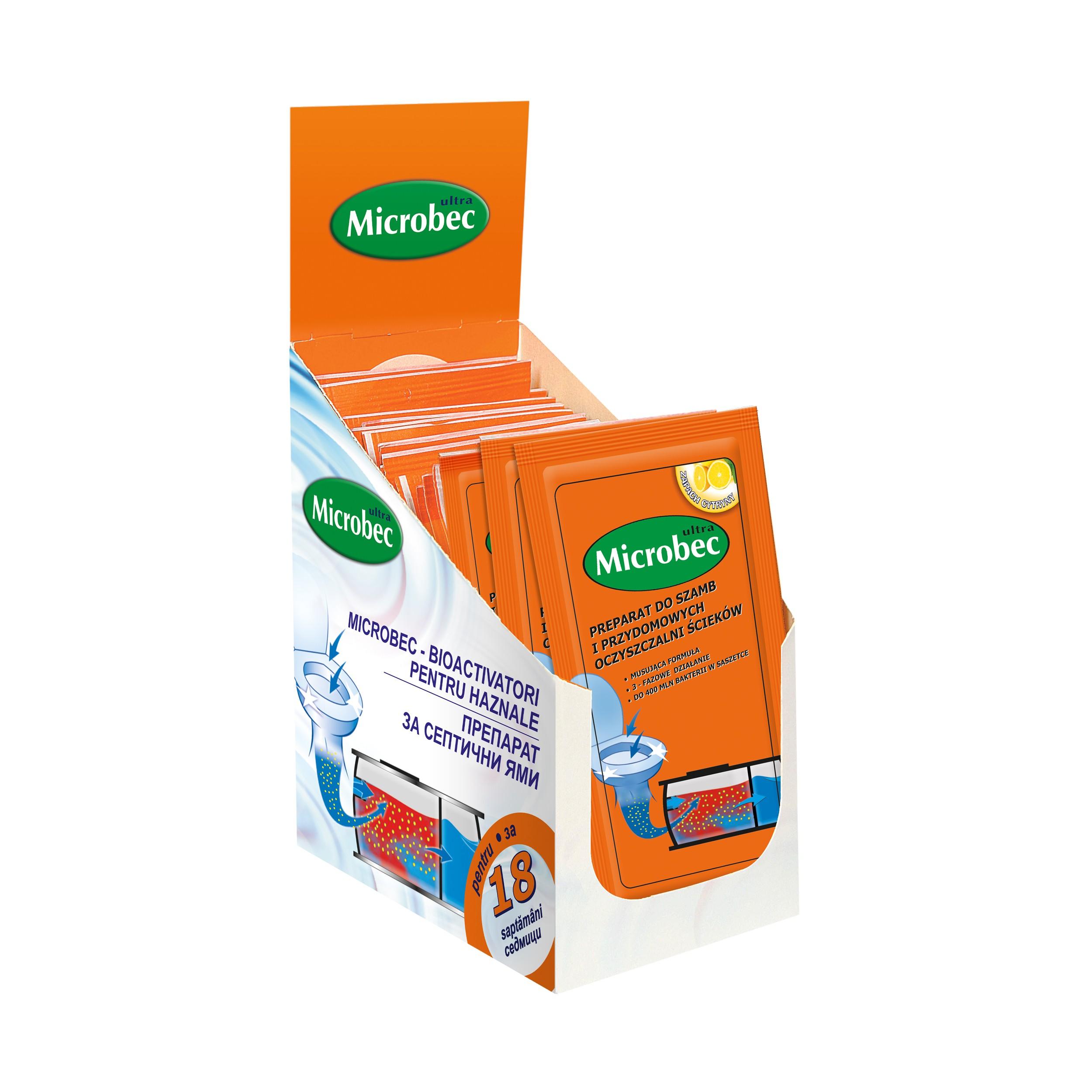 Bioactivatori fose septice - Transport gratuit-Bacti +