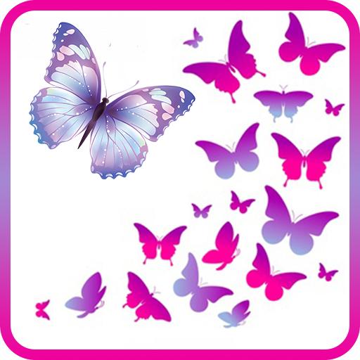 fluturii sunt paraziți
