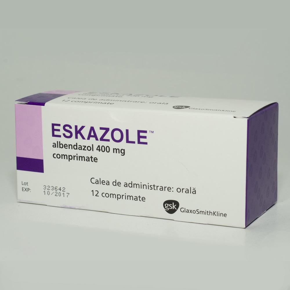 medicament parazitar 1 comprimat