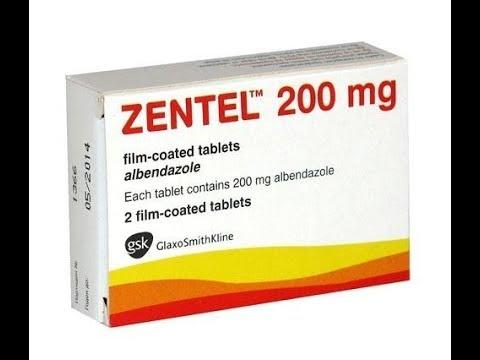 antibiotic pentru oxiuri)