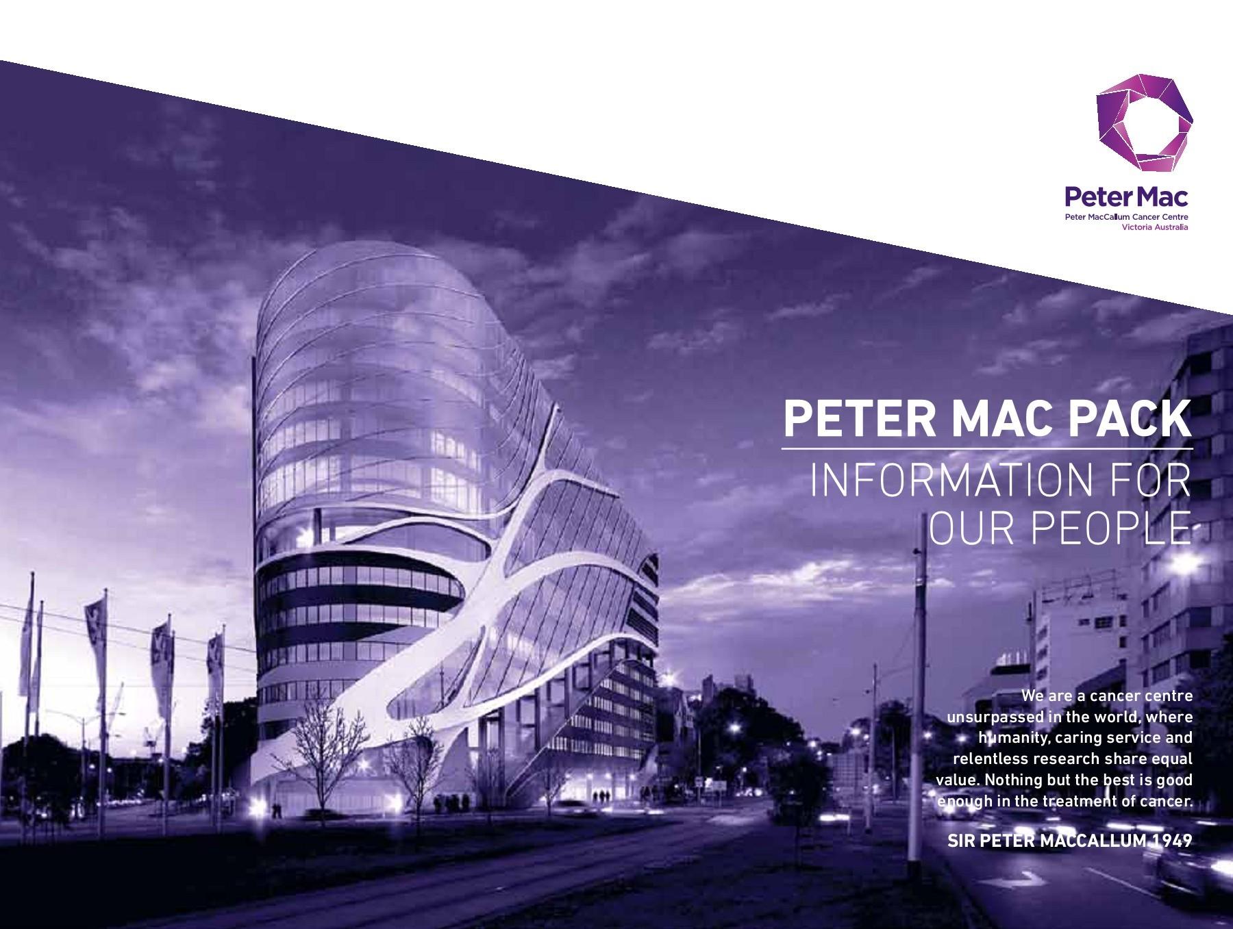familial cancer clinic peter mac)