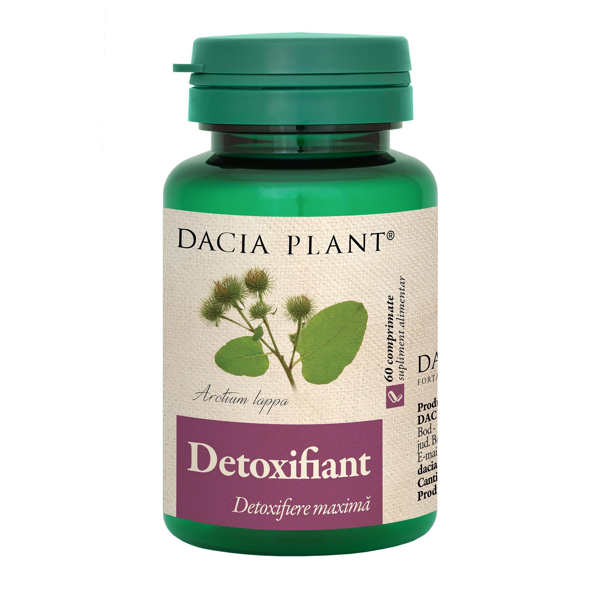 medicamente pentru detoxifierea organismului
